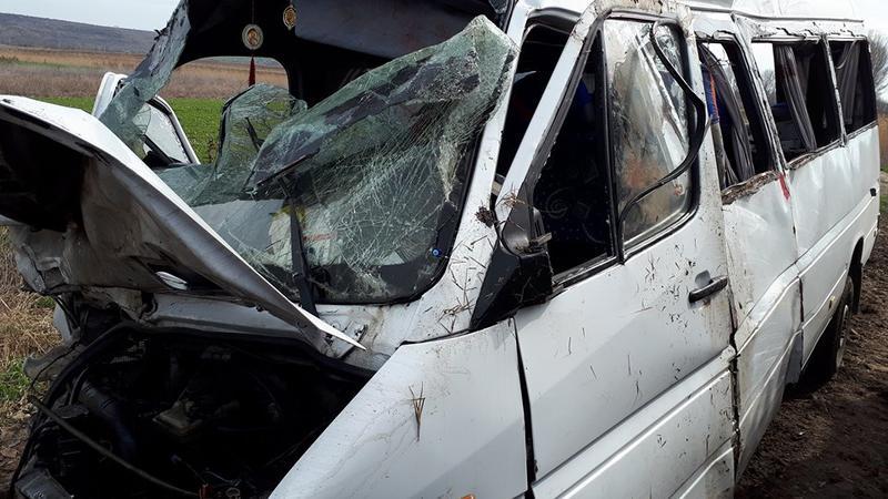 accident grav pe traseul Anenii Noi-Chişinău | Sursa: jurnal.md