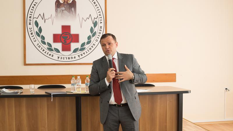 Andrei Năstase medici 1 | Sursa: platformada.md