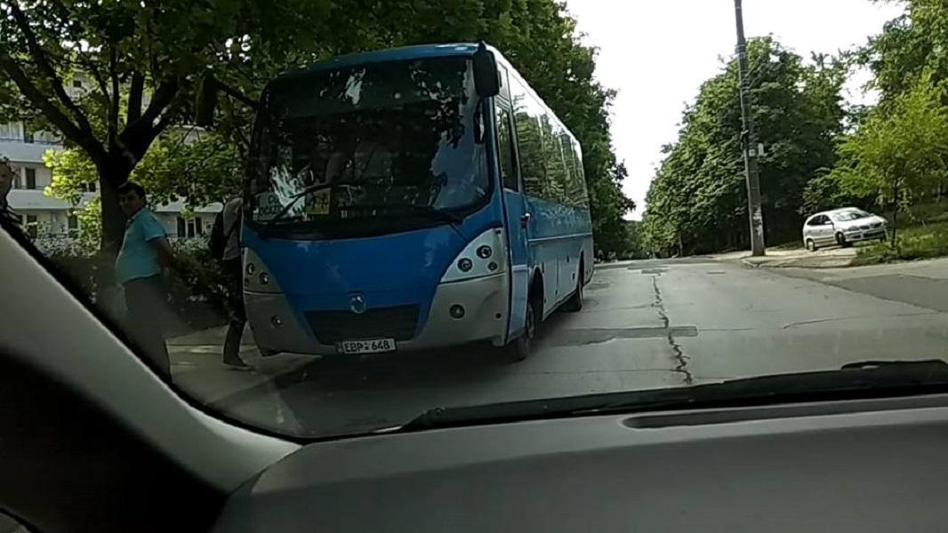 autobuz secție de votare