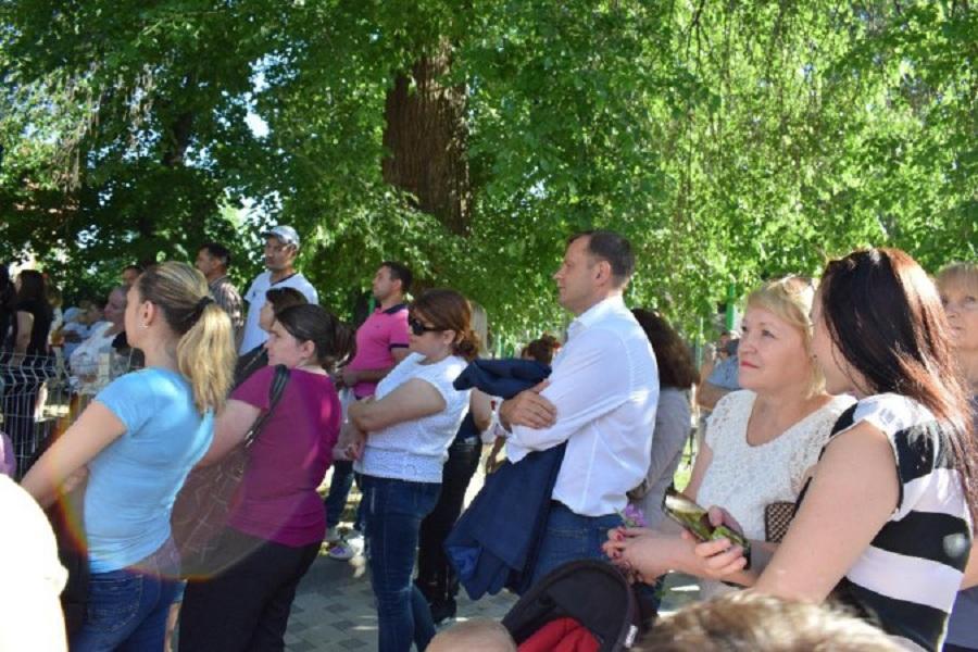Andrei Năstase, la Cricova 12