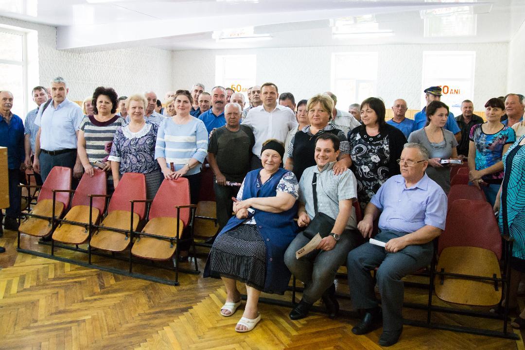 Andrei Năstase, întâlniri1