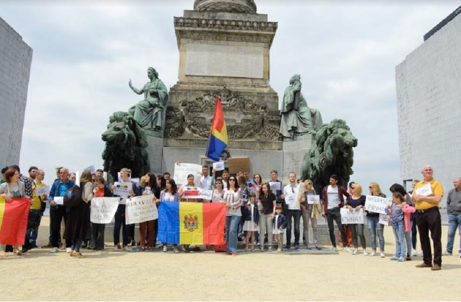 protest Belgia1