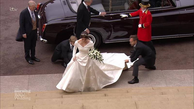 nunta regală 2 | Sursa: dailymail.co.uk
