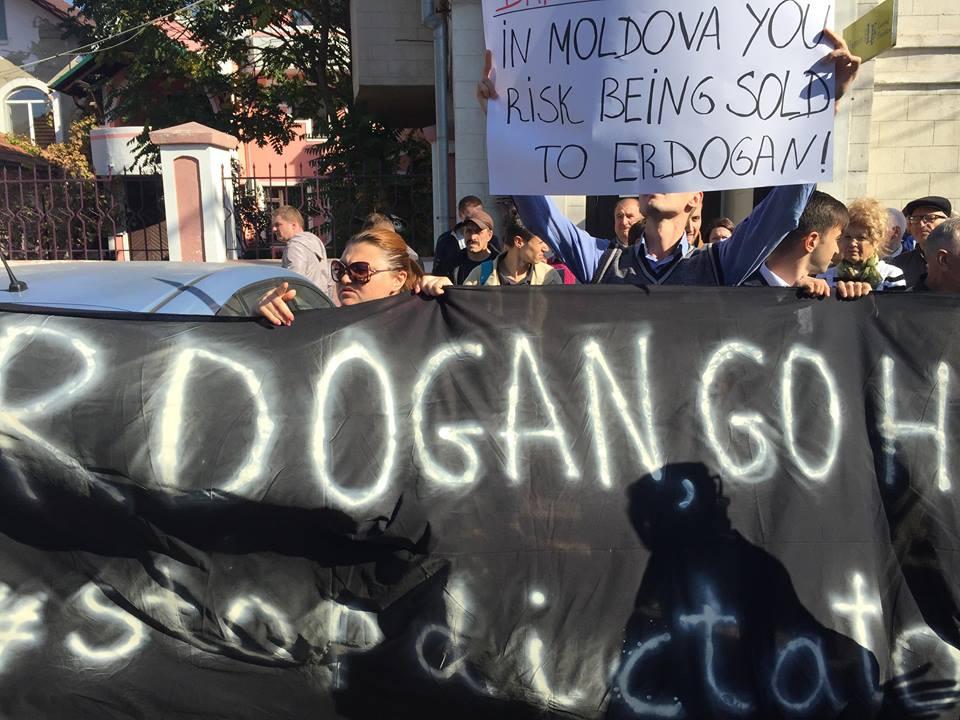 ACUM protest