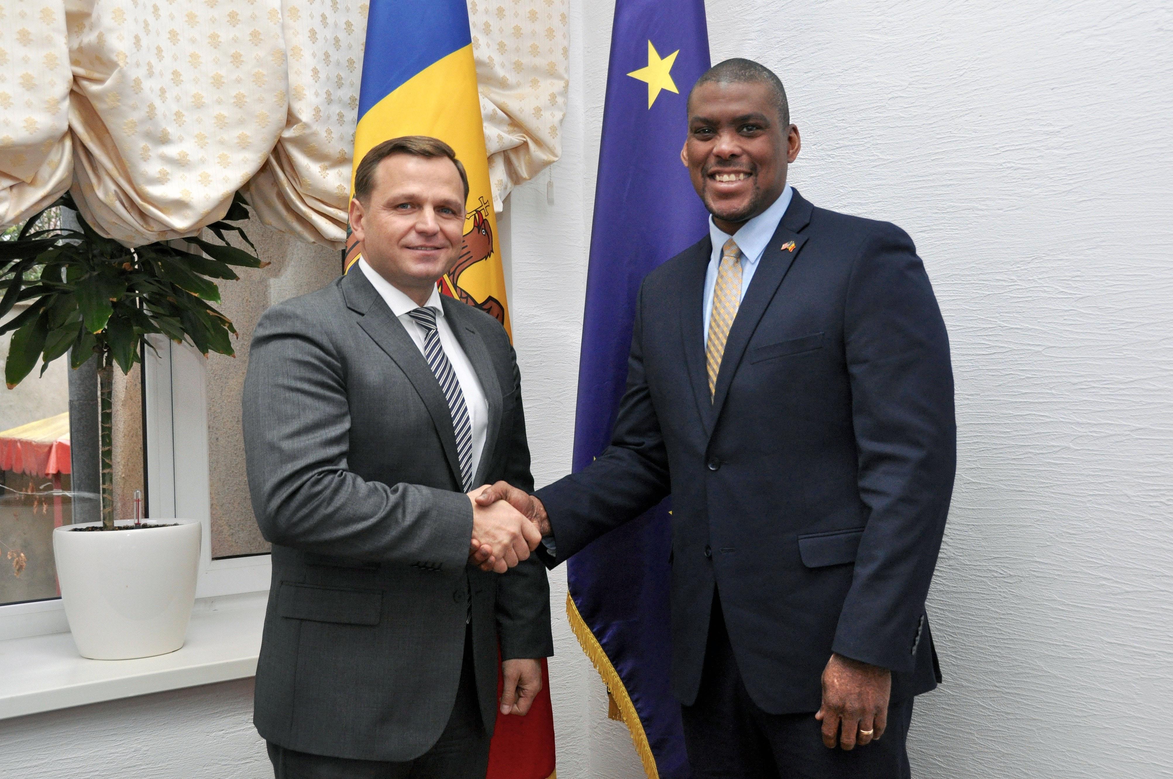 Andrei Năstase, întâlnire ambasadroul SUA1