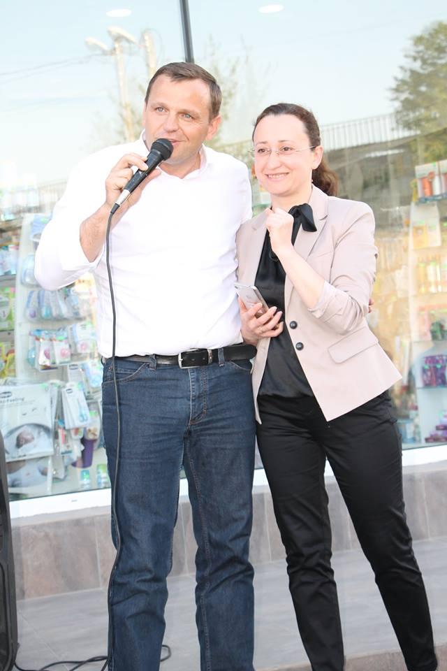 Andrei Năstase, întâlniri8
