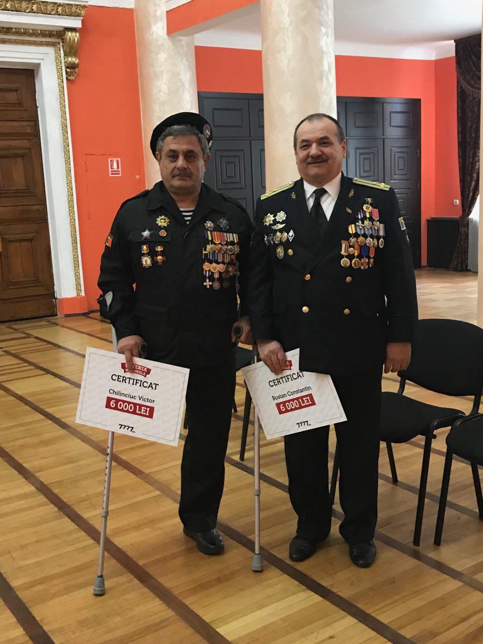 veterani ajutor