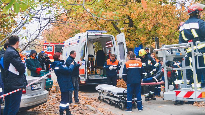 Exercitii Pompieri   Sursa: Jurnal.md