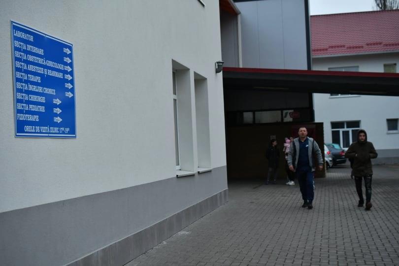 spital criuleni