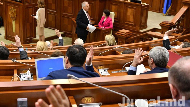 Parlament 21.02.2020 | Sursa: Jurnal.md / Nadejda Roșcovanu
