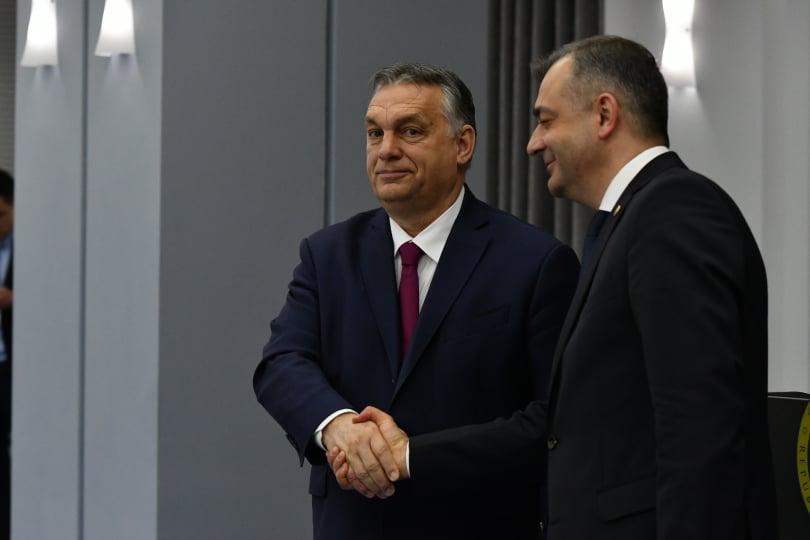 Viktor Orban Chicu