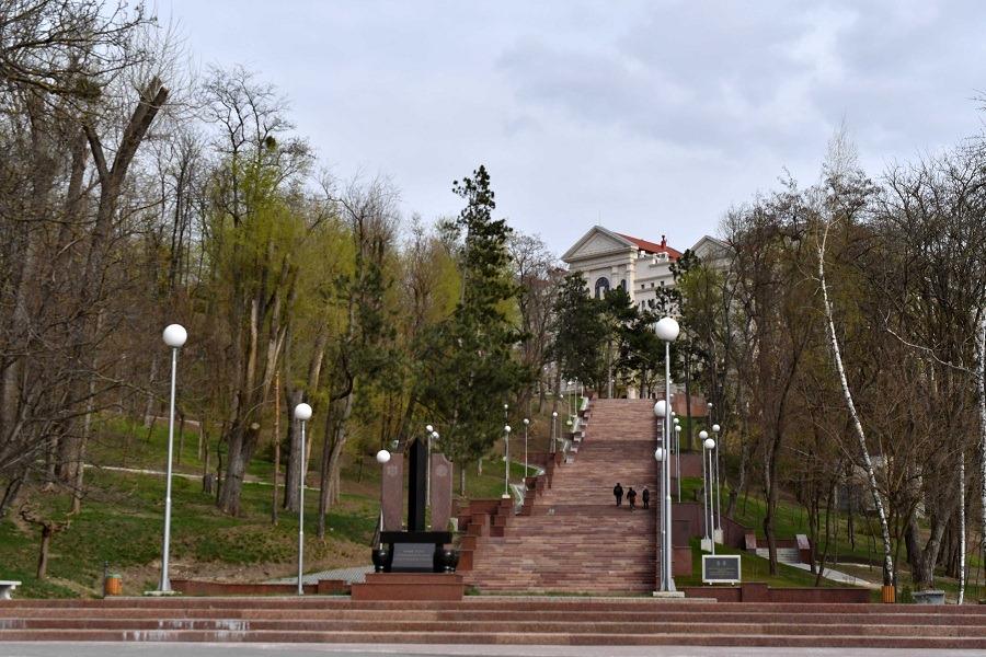 Valea Morilor parc Chișinău