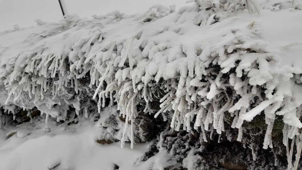 Transalpina, ninsoare